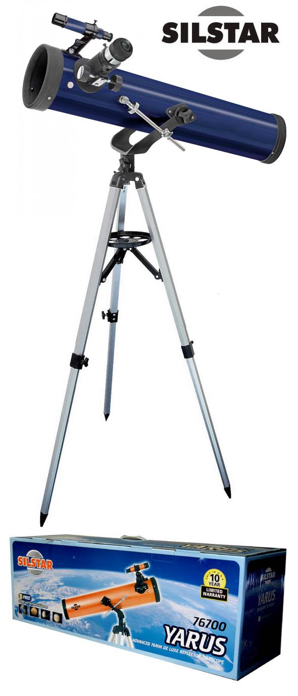 telesc�pio Silstar Yarus 76mm